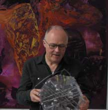 Johan Scott maj 2011